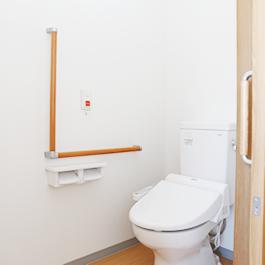1人部屋 居室トイレ