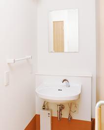 1人部屋 居室洗面スペース